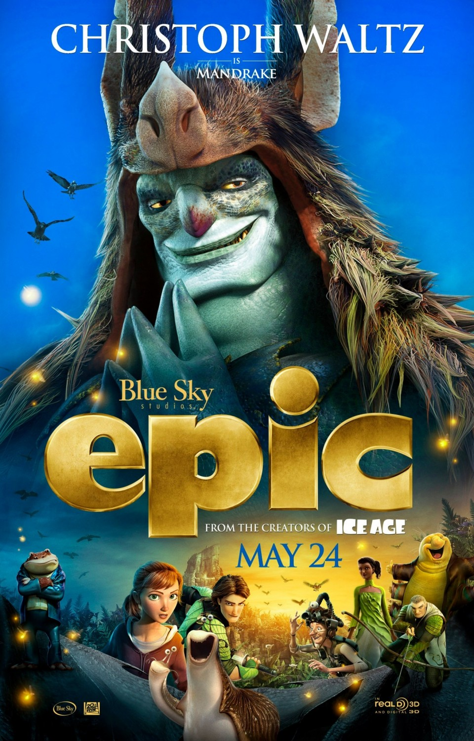 Epic movie poster - Epic the Movie Photo (36971178) - Fanpop