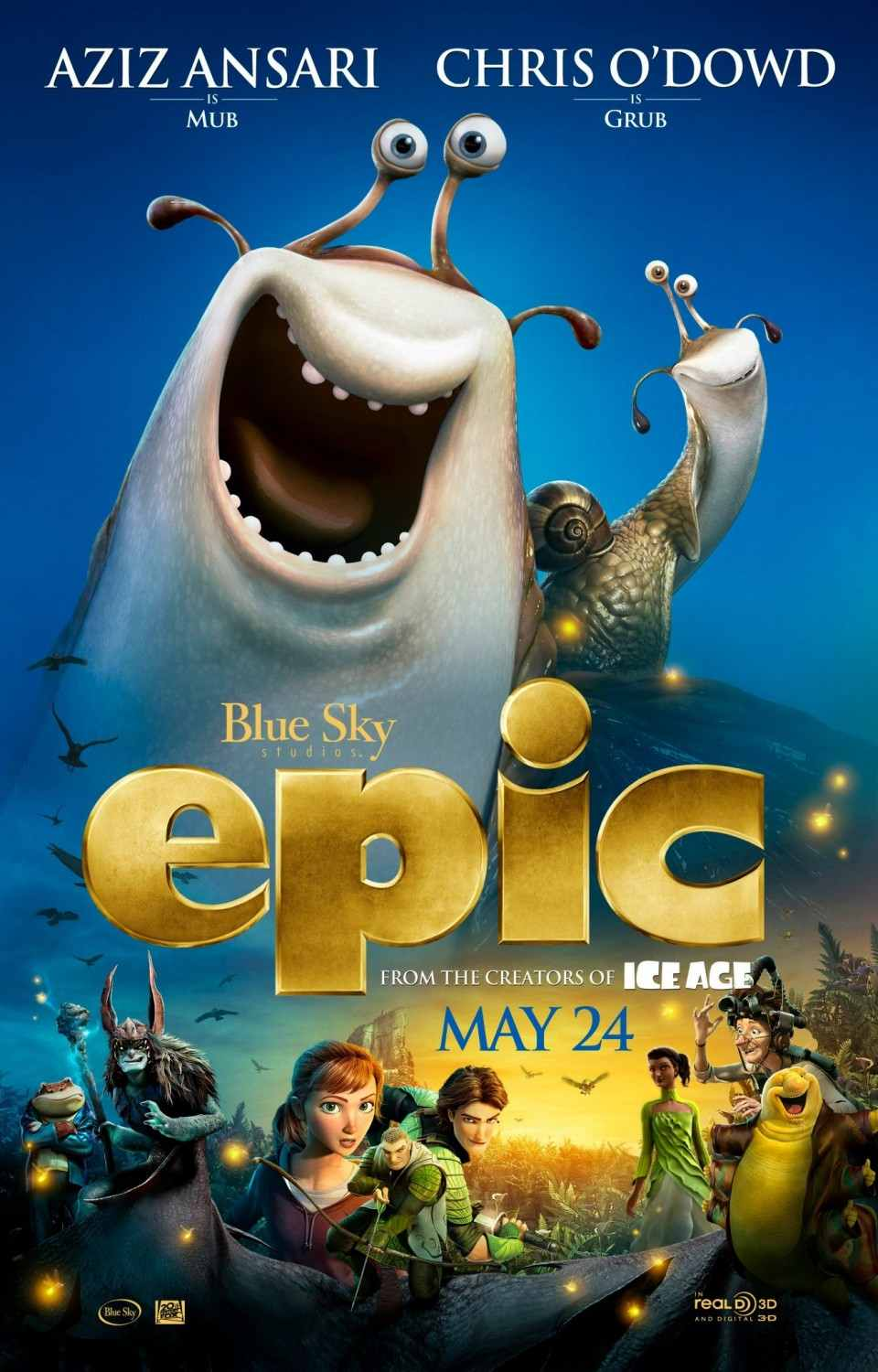 Epic movie poster - Epic the Movie Photo (36971182) - Fanpop