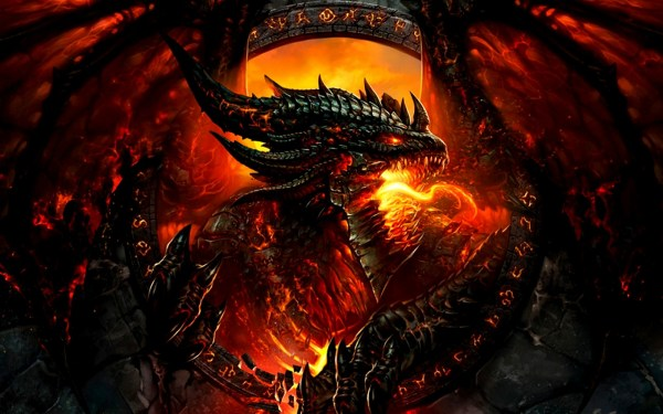 Club Of Awesomeness Fire Dragon Hd Wallpaper And