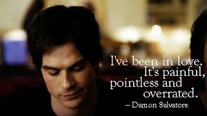 Image result for damon salvatore quotes on love