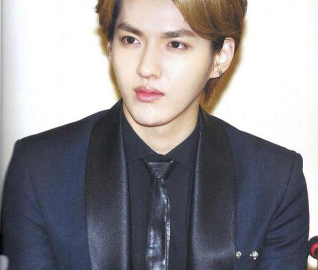 Exo Images  Starm Magazine April  Edition Kris Hd Wallpaper And Background Photos