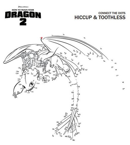 How to Train Your Dragon images Hiccup and Toothless