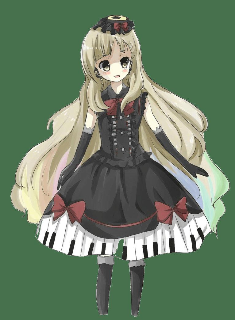 Happy Anime Girl Wallpaper Hd Nico Nico Vocaloid Images Mayu So Kawaii Hd Wallpaper