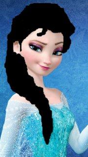elsa edit - disney princess