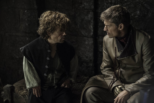 Image result for jaime lannister and tyrion
