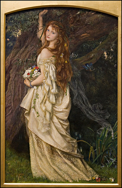 Shakespeare Wallpapers With Quotes Shakespearean Heroines Images Ophelia By Arthur Hacker