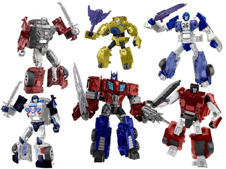 Fallen Transformers 2 Revenge Primes