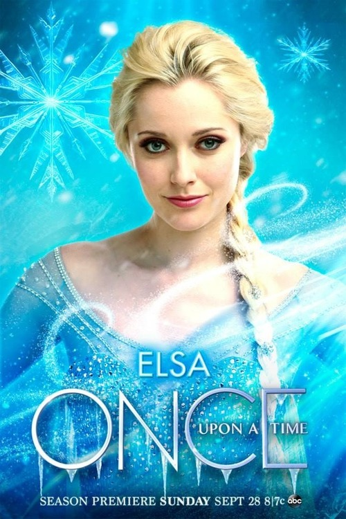 Once Upon A Time Elsa : Poster, Frozen, Photo, (37608668), Fanpop