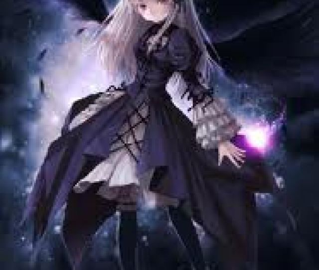 Anime Fantasy Rp Land Images Dark Evil Angel Wallpaper And Background Photos
