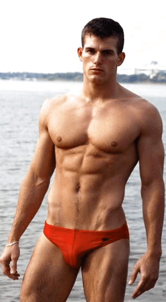 Netherlands Fall Wallpaper Male Model In Speedo Male Models Photo 38089472 Fanpop