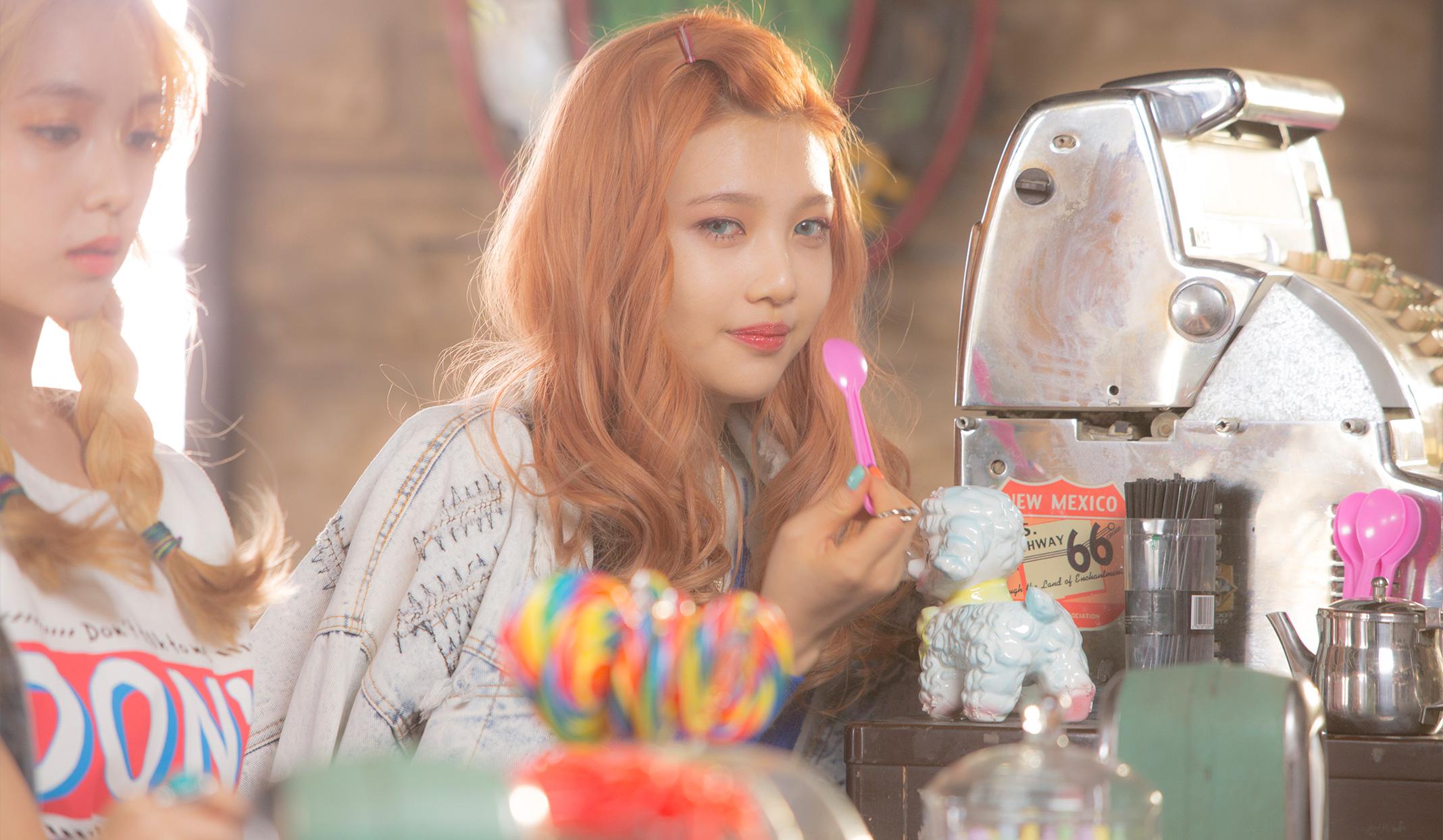 Red Velvet Ice Cream Cake Concept Fotografia Red Velvet