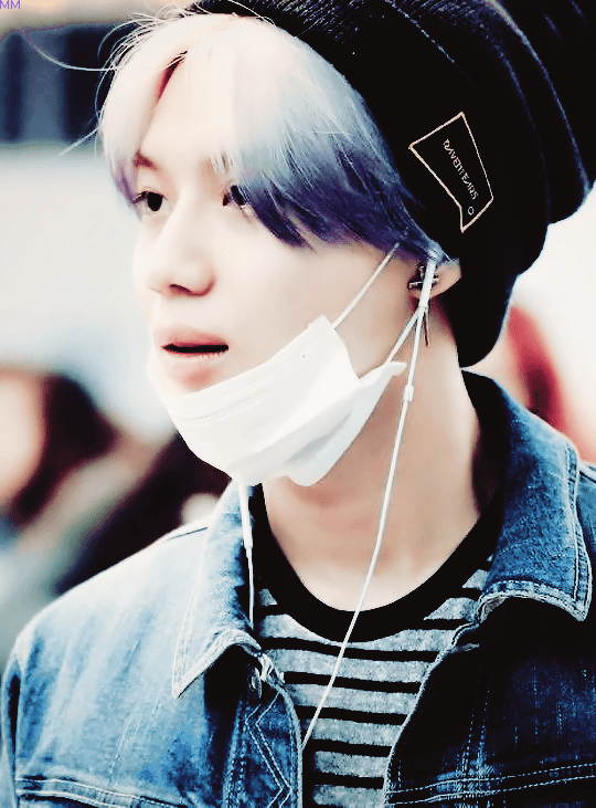 Lee Min Jung Wallpaper Hd Purple Hair Taemin 이태민 2015 Lee Taemin Photo 38398432