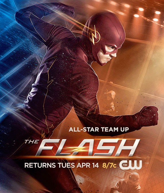 Flash Quiz Season 1