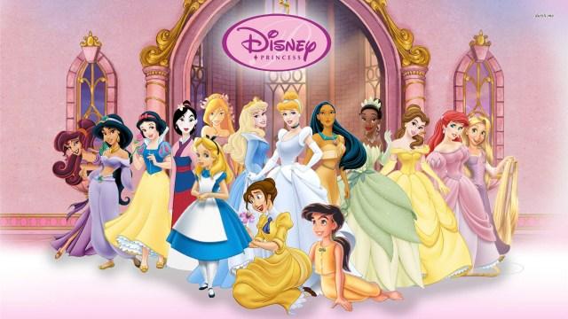 Disney Princess (official and unofficial princesses) - Disney