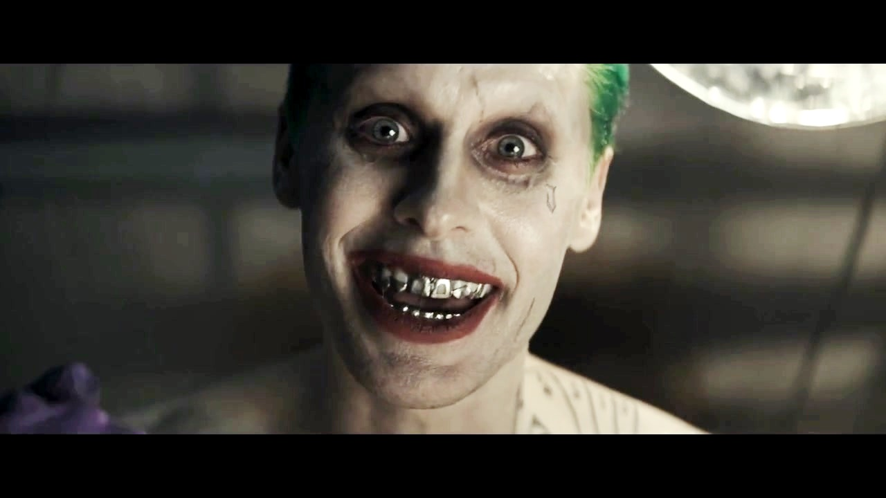 Jared Leto As Joker Jared Leto As The Joker In The First