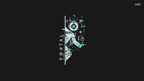 Portal 2 Bilder Portal HD Hintergrund And Background Fotos