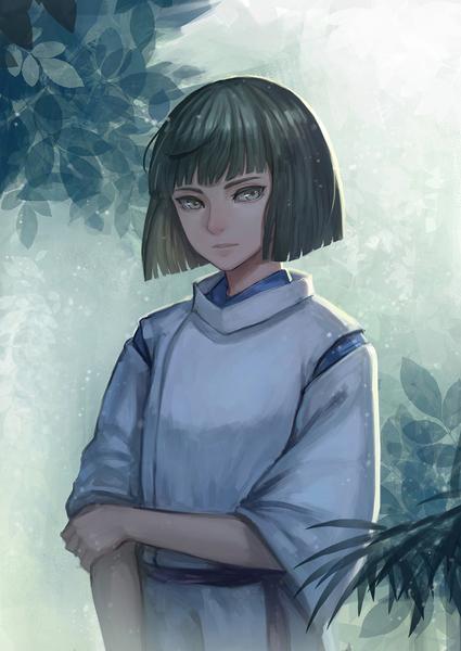 Haku Le Voyage De Chihiro : voyage, chihiro, Voyage, Chihiro, (39020366), Fanpop