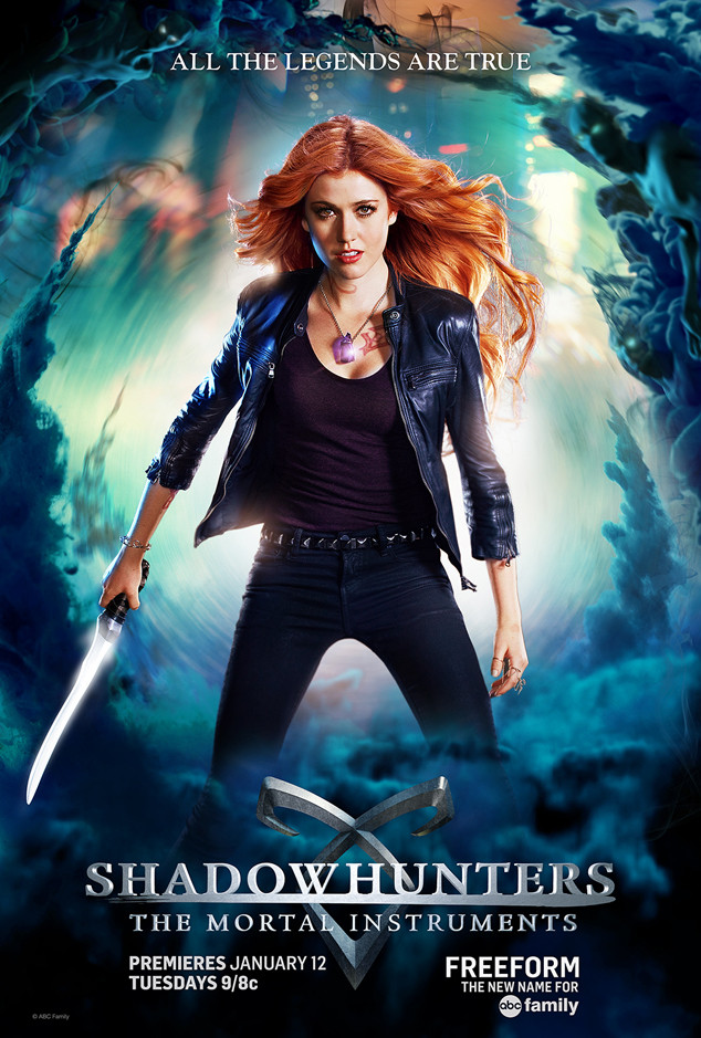 Image result for clary fray tv show