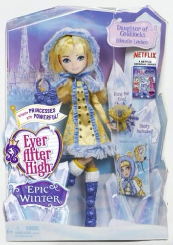 Ever After High Images Ever After High Epic Winter Blondie