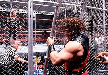 Image result for hell in a cell 1997