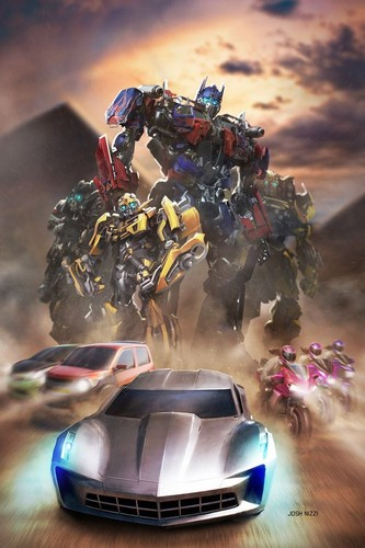 Cards Kill Transformers 4