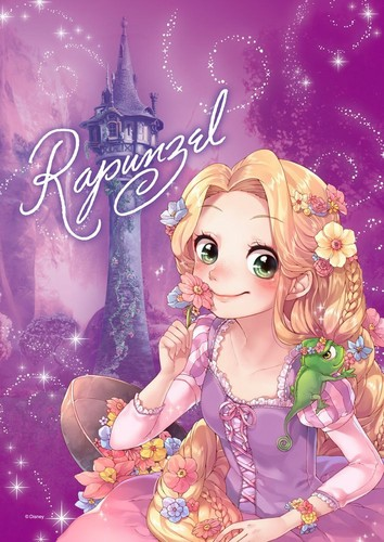 Disney Princess Images Dp An Rapunzel Hd Wallpaper And