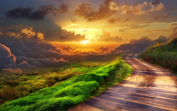 Heaven Road Hd Wallpaper And Background 39496603