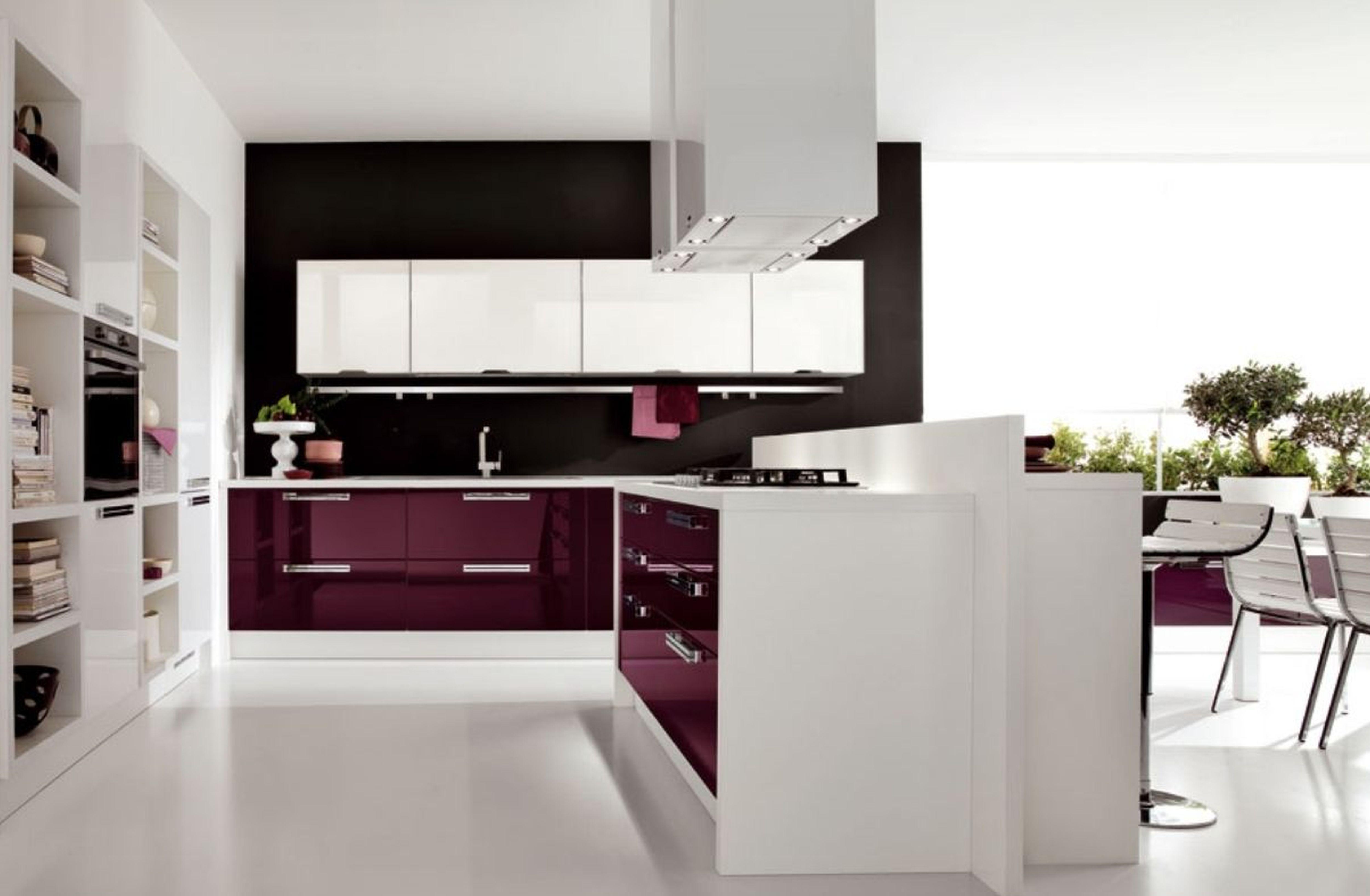 Modern Kitchen Interior Design Hd   Novocom.top