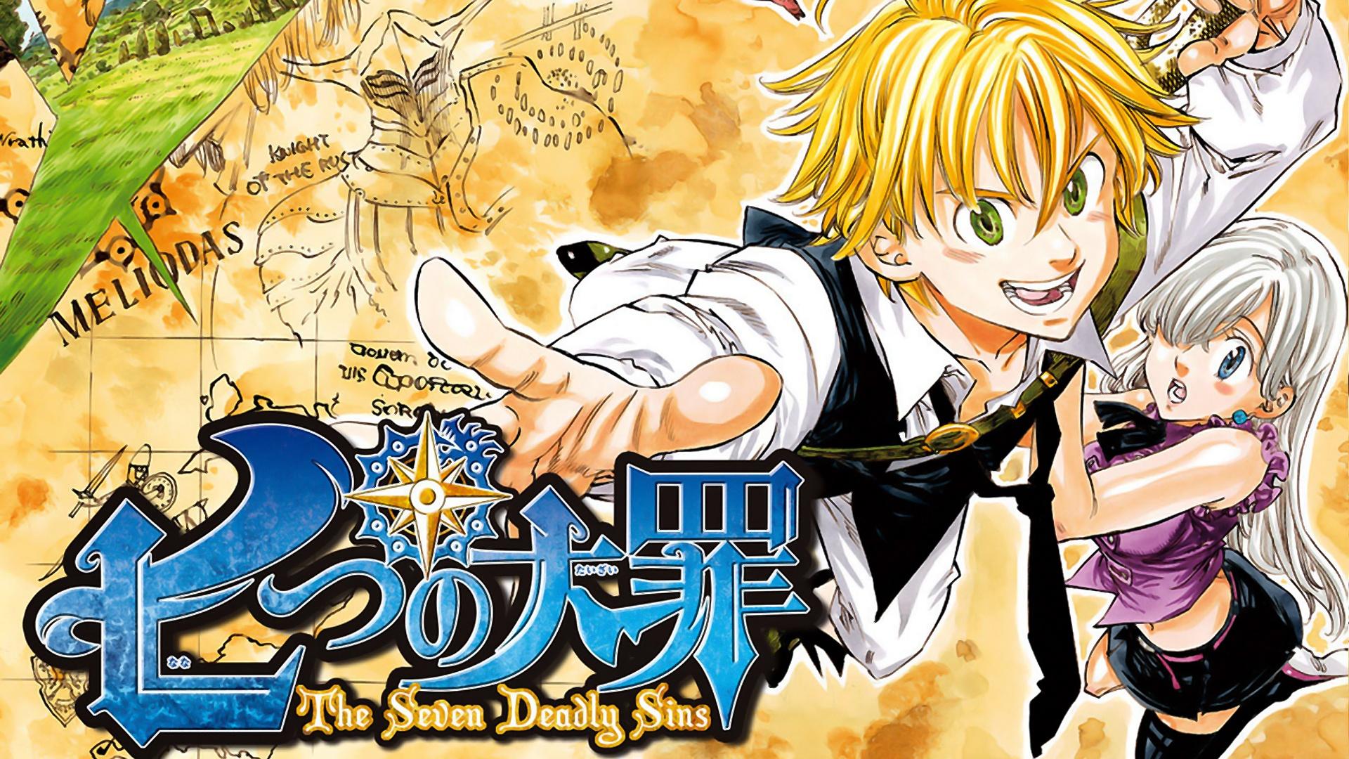 Nanatsu No Taizai Images Seven Deadly Sins Anime Meliodas