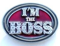 The headbangers \m/\m/ images i m the boss belt buckle ...
