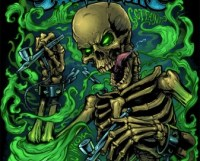 "AWESOME SKULLS "" N "" STUFF images Explicit Airbrush T ..."