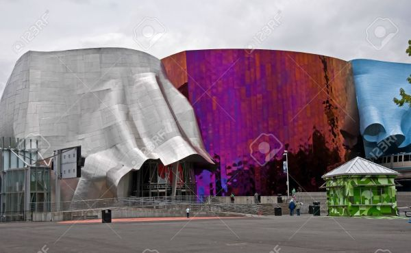 Washington Rock And Roll Hall Of Fame Museum Hd