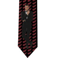 James Bond images 007 James Bond tie model 1 detail HD ...