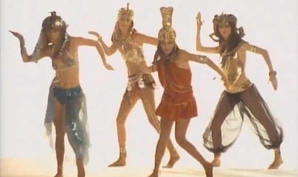 Image result for the bangles walk like an egyptian