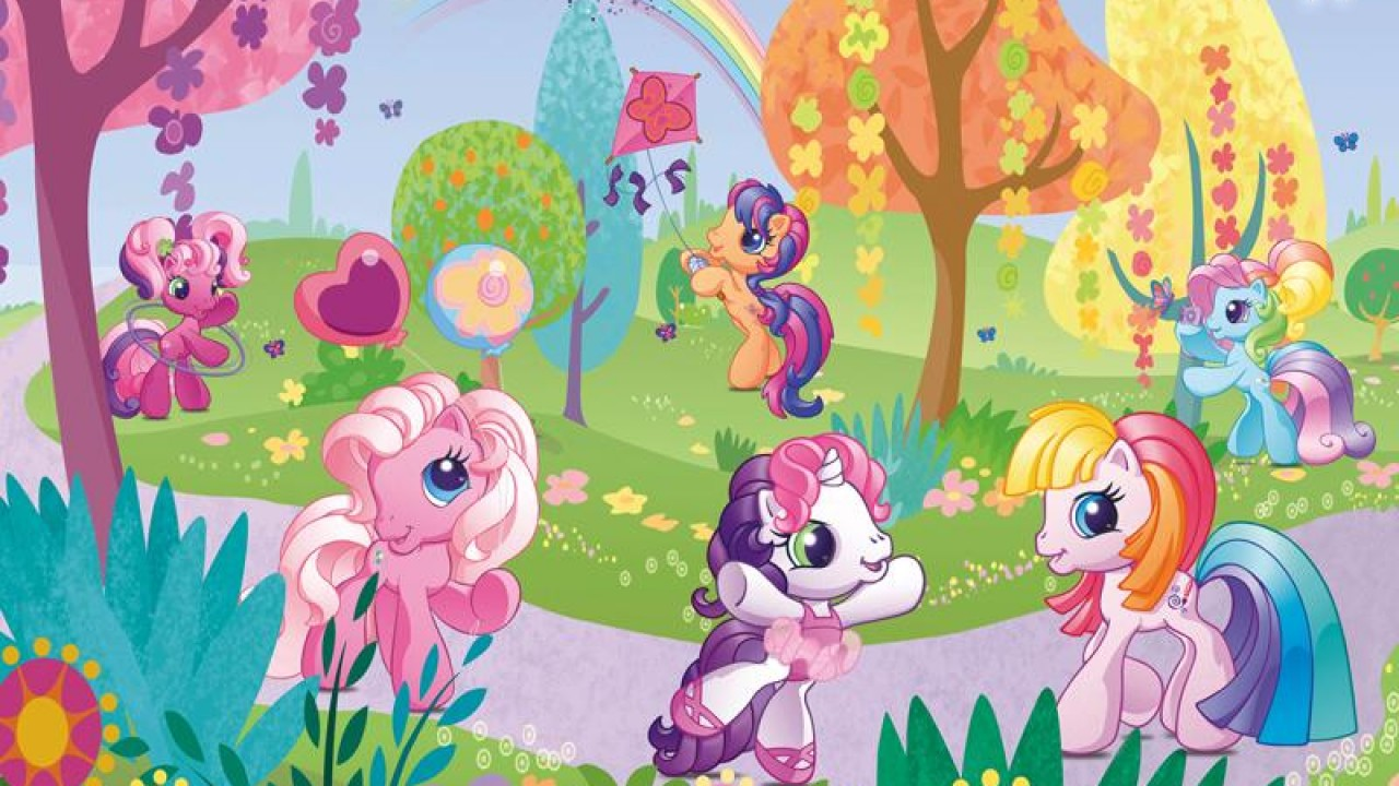 ponyville my little pony