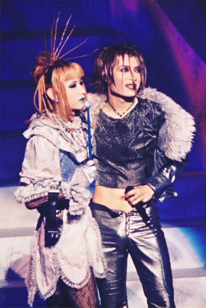 Mana and Gackt - Malice Mizer Photo (40665537) - Fanpop