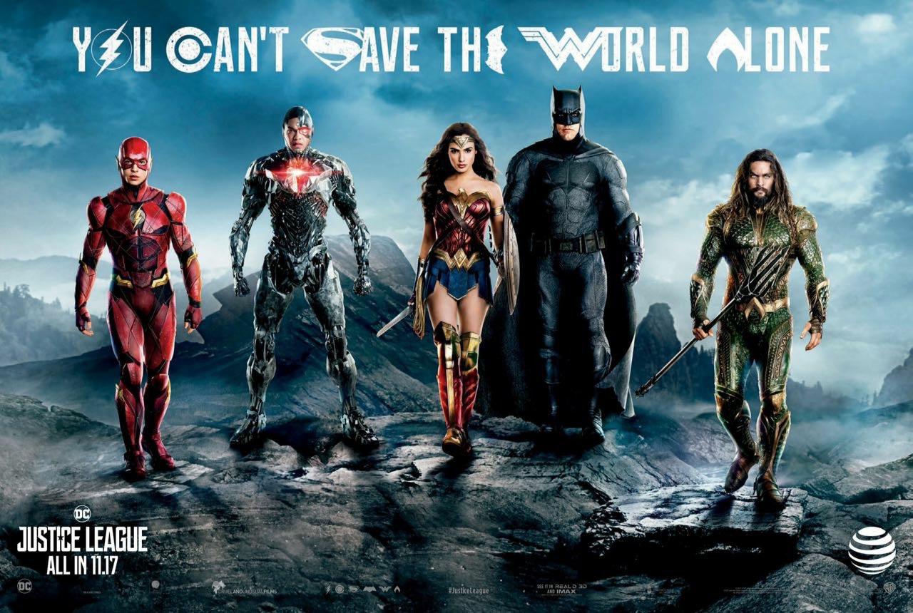 Justice League (2017) Poster - Justice League Movie Photo (40777690) - Fanpop