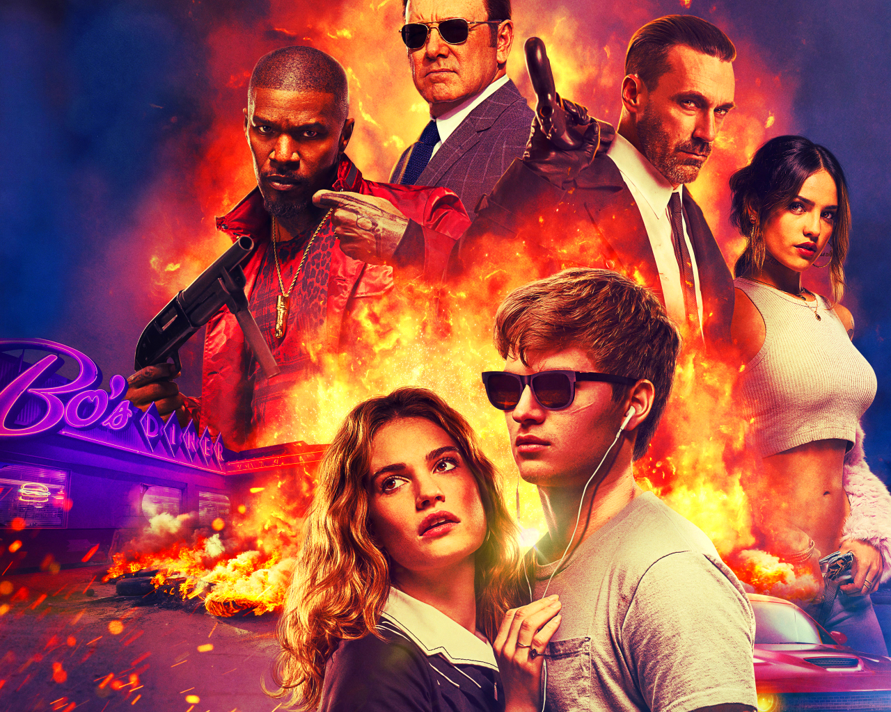 Baby Driver - Movies Wallpaper (40872136) - Fanpop