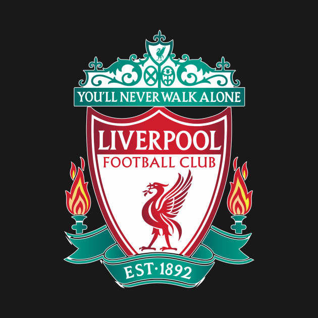 Liverpool Logo - Liverpool F.C. Fan Art (40841333) - Fanpop