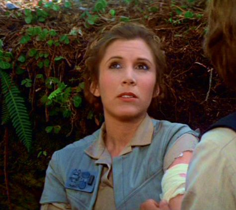 Image result for return of the jedi leia
