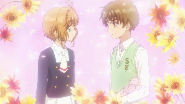 Image result for syaoran and sakura