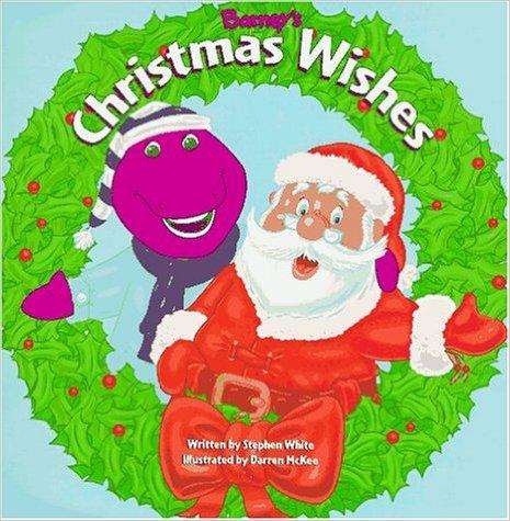 barney s christmas wishes