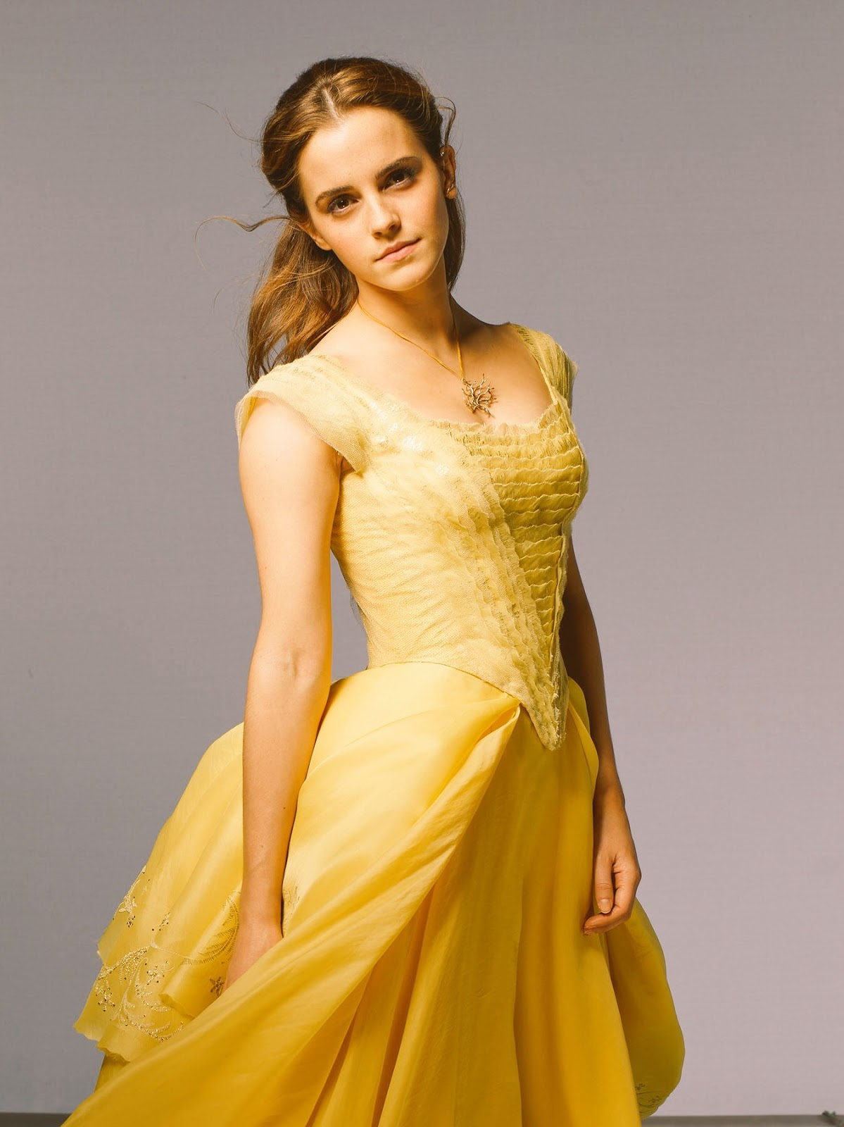Belle New pic  Beauty and the Beast 2017 Photo