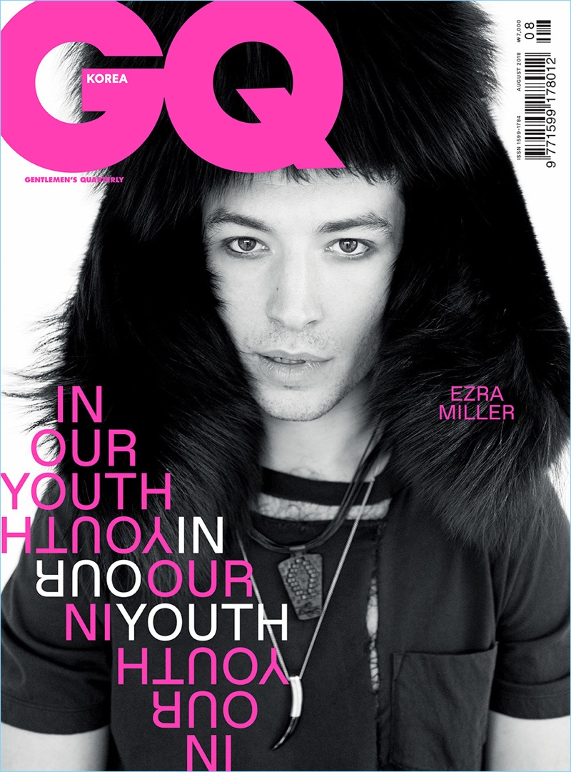 Image result for miller gq cover