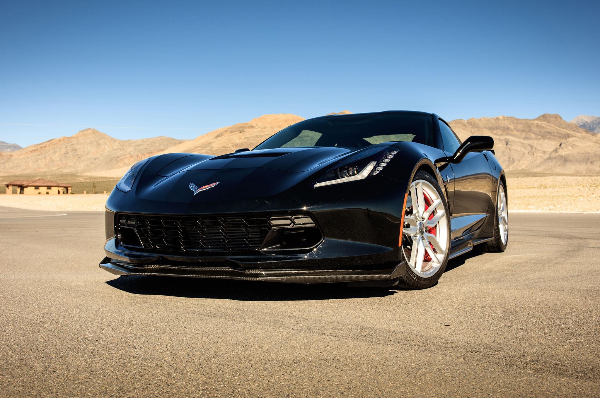 Nocturnal Mirage Images 2016 Chevrolet Corvette Stingray Hd