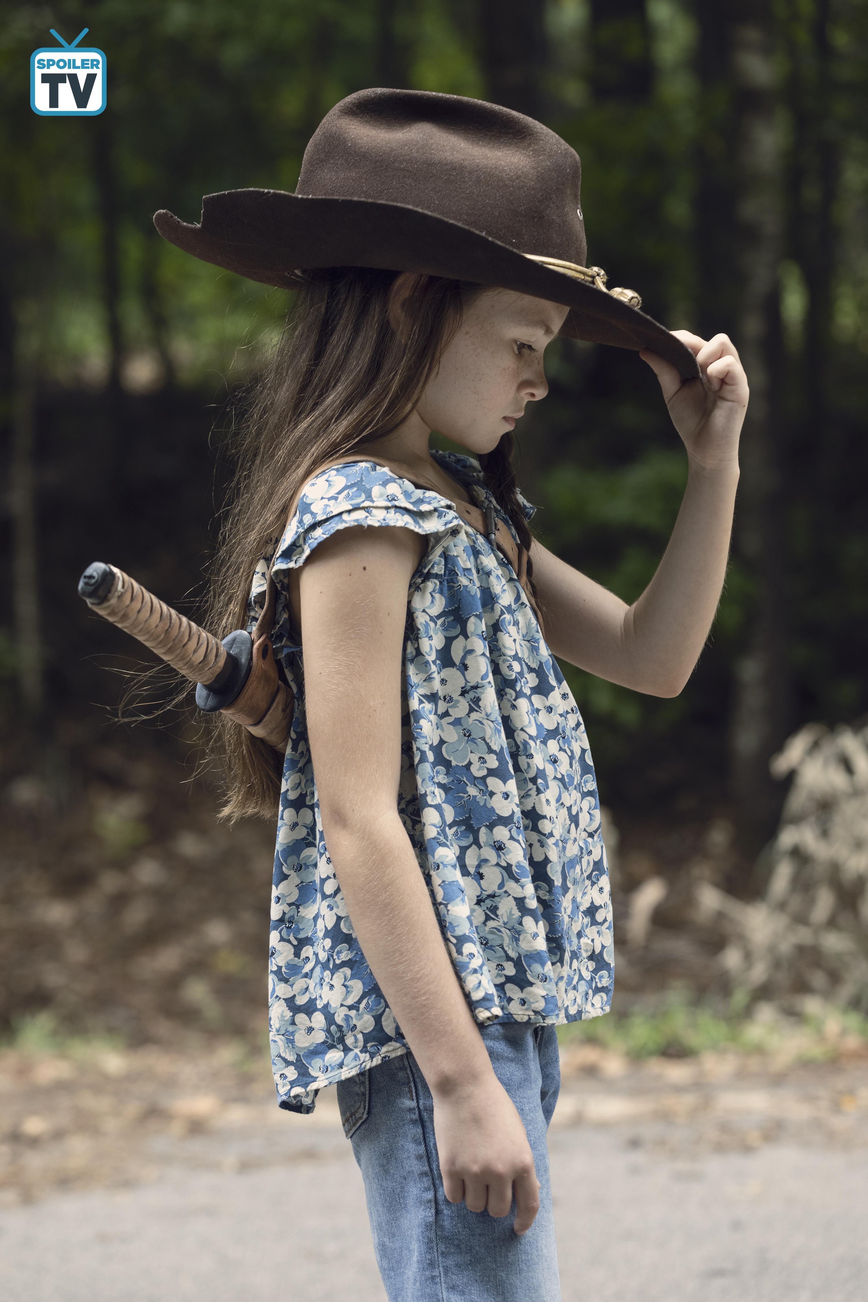 Judith The Walking Dead : judith, walking, Adaptation, Judith, Walking, (42228139), Fanpop