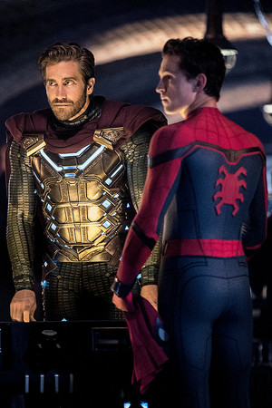 Spider Man Far From Home Screencaps : spider, screencaps, Spiderman, Screencaps, Spider-Man, Photo, (32519045), Fanpop