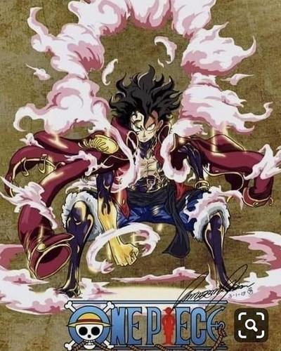 4th gear luffy bounce man is *epic*! *Luffy Gear Fourth : Snake Man : One Piece* - Anime Photo ...