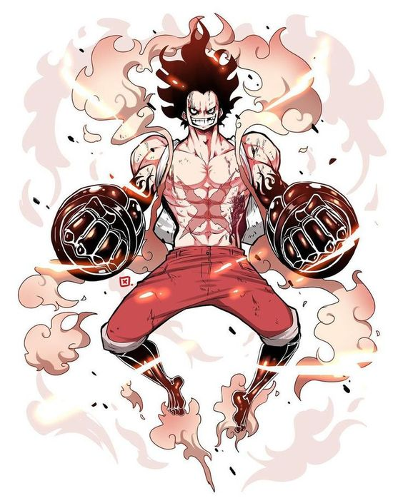 Gear fourth is a technique first seen in luffy's battle against donquixote doflamingo. *Luffy Gear Fourth : Snake Man : One Piece* - Anime Photo ...