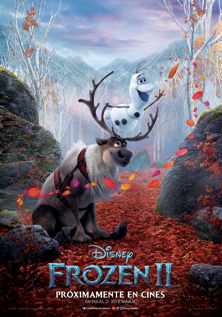 Olaf Reine Des Neiges 2 : reine, neiges, Reine, Neiges, Character, Poster, Photo, (43067043), Fanpop